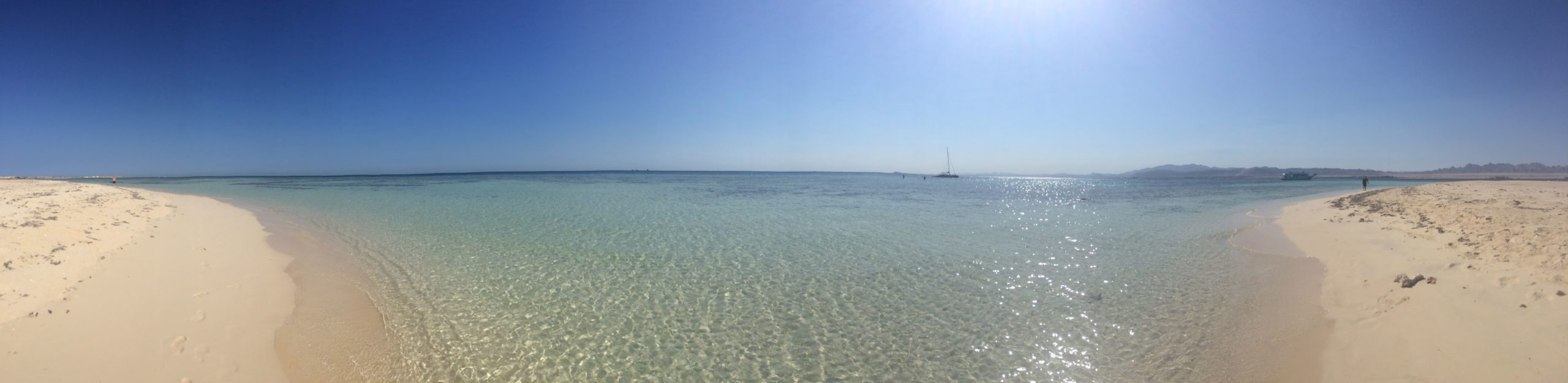 Panorma Rotes Meer